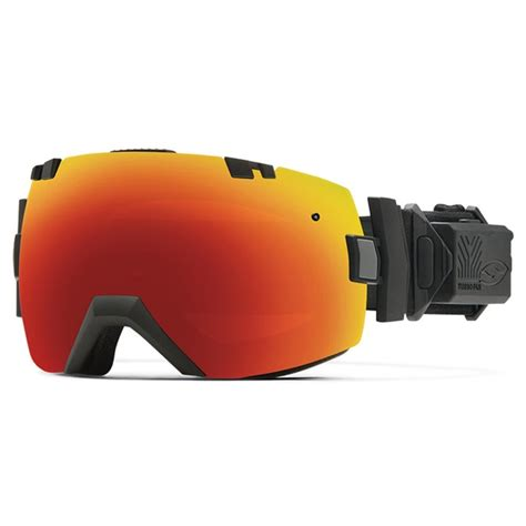 ski goggles with fan smith i ox elite turbo fan snow goggle