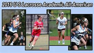 Four SOL Players Earn US Lacrosse Academic All-American ...
