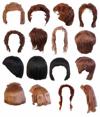 Transparent Hairstyles Hairstyle Clipart Clip Hair Short