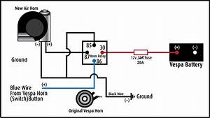 Stebel Nautilus Horn Relay Wiring Problem