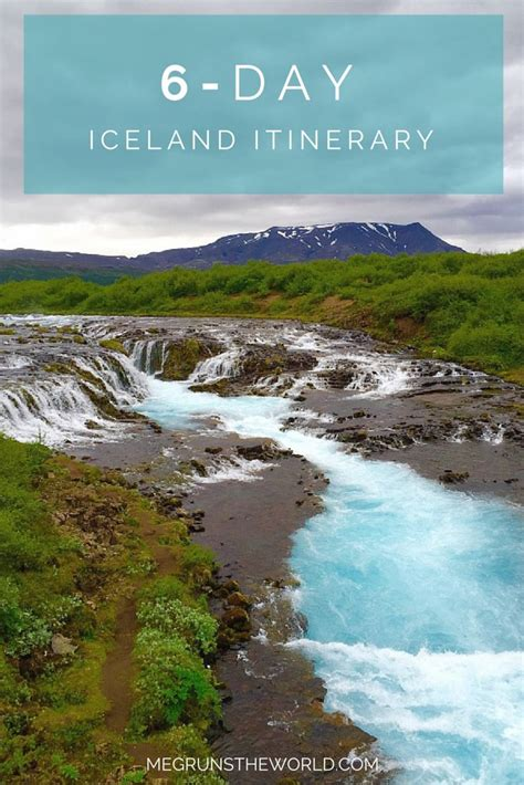 day itinerary road trip iceland including tips