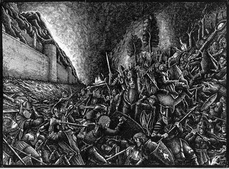 siege in rolozo tolkien