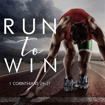 Win Run Sermon 27 Corinthians Grace