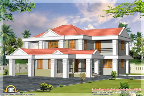 Home Design 3d Roof : 6 Different Indian House Designs