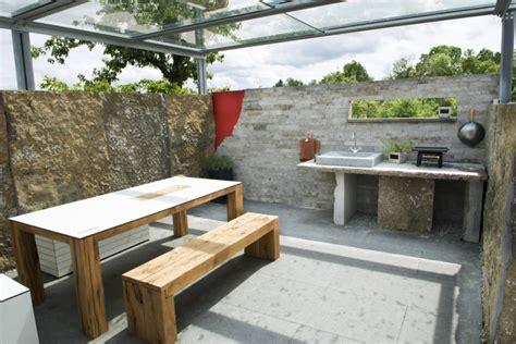 cuisine ete aménagement d 39 une cuisine d été ouverte 35 ères de l