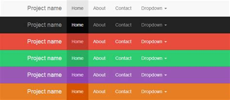 centered navigation bar template bootstrap full page background color coloring pages
