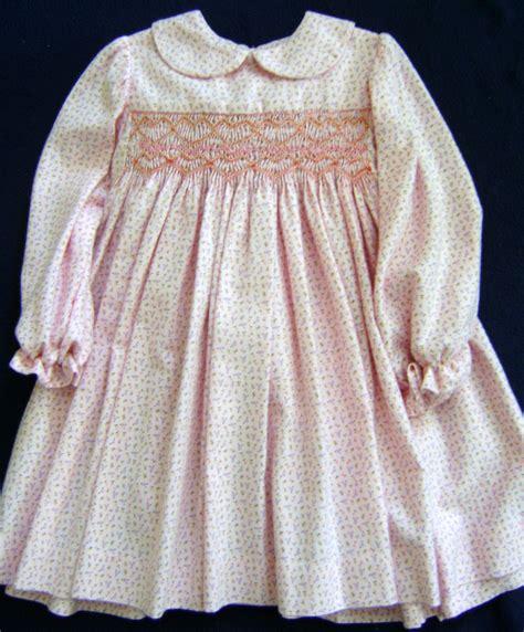 smocked children s dresses smocked dresses for children
