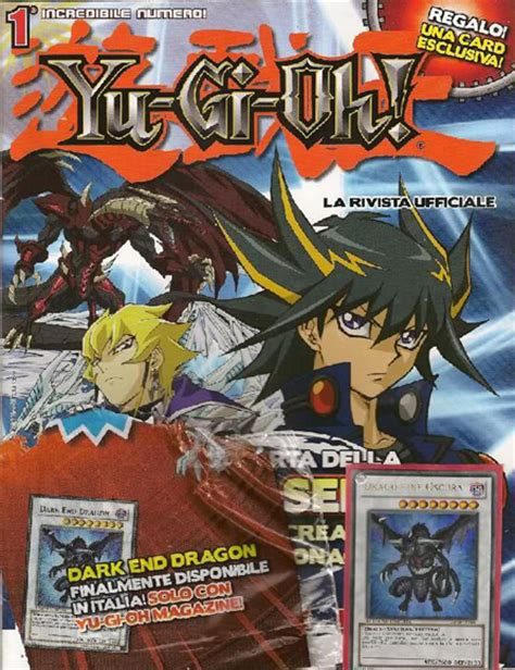 gi magazine yu oh cards promotional yugioh official wikia