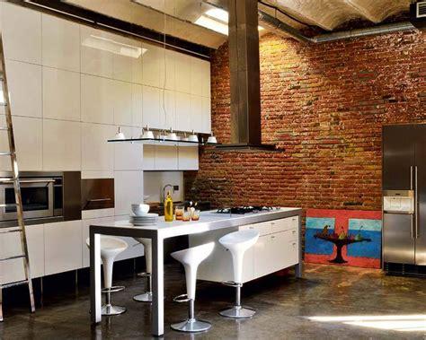 Cucina In Mattoni Faccia Vista by Mattoni Faccia A Vista Per Interni Consigli E Foto Di