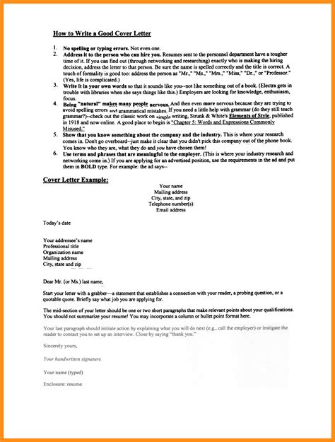 how to write a great cover letter cover letter names pertamini co 8688