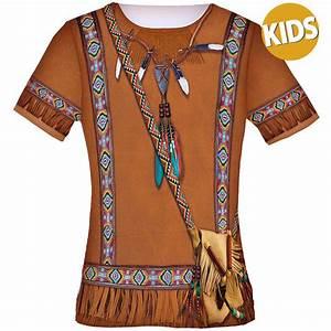 Indianer Kostüm Mädchen : indianer m dchen shirt kost m shirt nicht nur f r fasching ~ Frokenaadalensverden.com Haus und Dekorationen