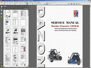 Dazon Raider Classic 150 Buggy Service Manual