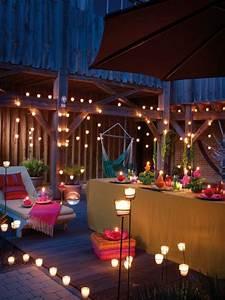 terrassengestaltung bilder erneuern sie ihre terrasse With balkon beleuchtung ideen