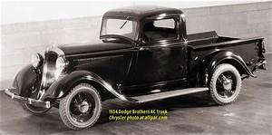 History Of The Dodge Pickup Trucks  1921