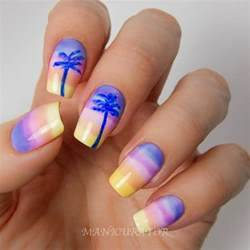 Summer gel nails colors for cute nail art