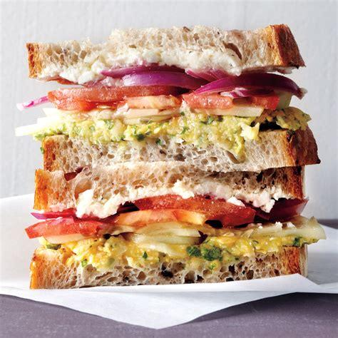 sandwich ideas greek salad sandwich