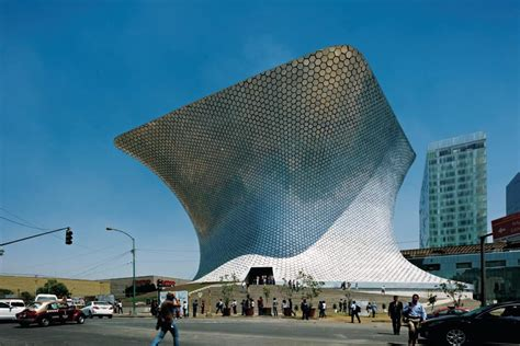 mexico soumaya carso museo plaza buildings architect rem fernando