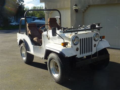 mitsubishi jeep 1980 mitsubishi jeep for sale willys mitsubishi jeep