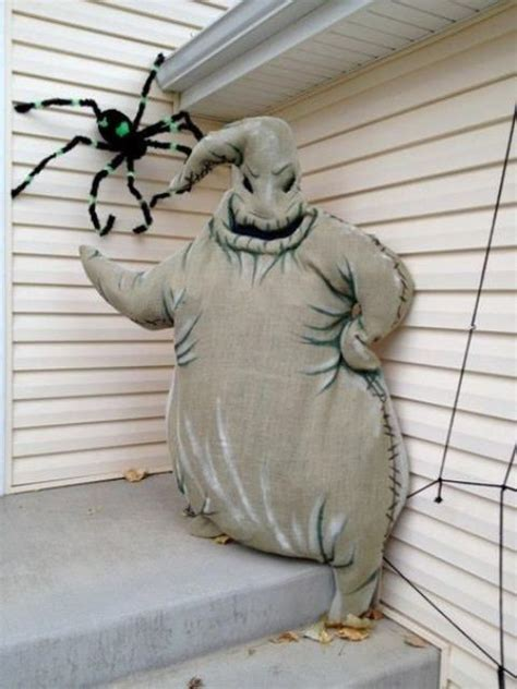nightmare  christmas halloween decor ideas