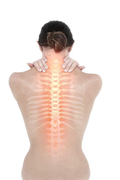 spierspanning nek schouders