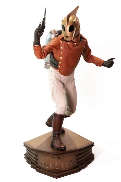 REVIEW: Sideshow ROCKETEER Premium Format Figure