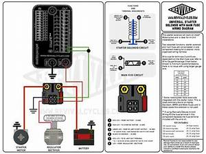 How To Replace A Motorcycle Starter Solenoid
