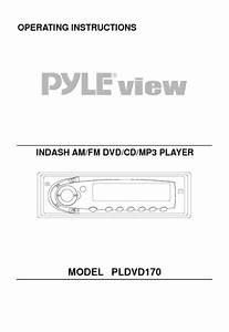 Pldvd170 Manuals
