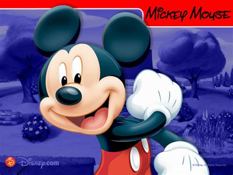 Mickey Mouse Desktop Wallpapers, Free