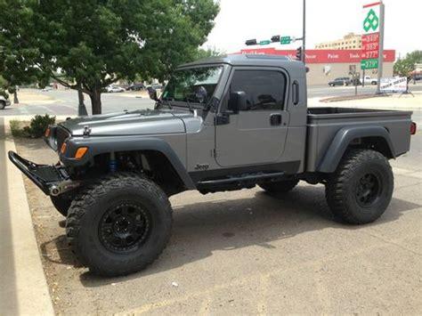 jeep brute kit buy used brute truck kit v8 ls swap truck conversion king