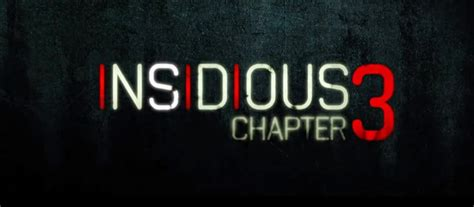 Film Review: Insidious: Chapter 3 (2015)   HNN