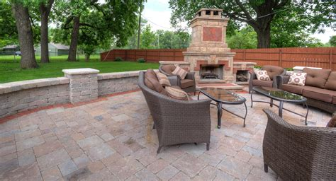 baron landscaping 187 cleveland patio contractor cleveland