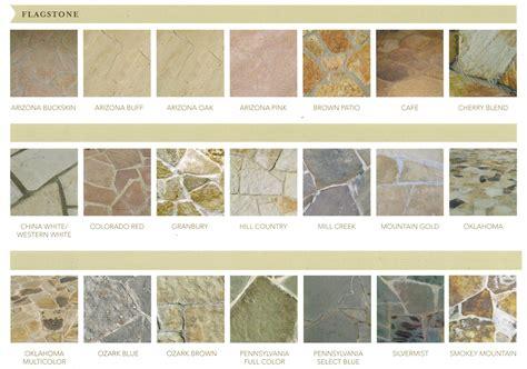 colors of flagstone flagstone stone colors