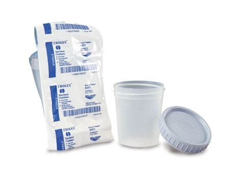 Medical Action Industries Container, Specimen, Sterile