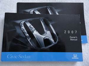 Honda Civic 2007 User Manual