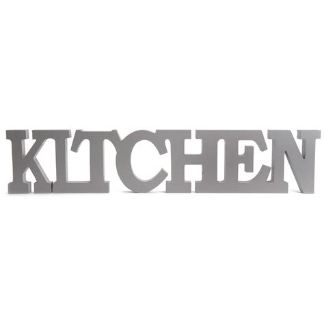 decoratie letters hout houten decoratie letters kitchen online kopen lobbes nl