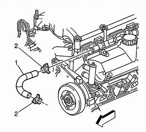 2005 Chevy Equinox Heater Hose Diagram