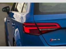 Audi RS3 Sportback UK 2017 review Autocar