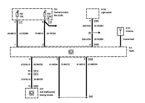 Teopropinri Ford Focus Electrical Diagram