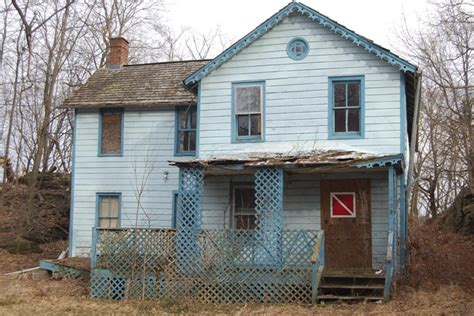 Condemned House by Saugerties Town Board Talks Sawmill Vacant House And The