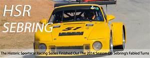 Race Recap: Sebring Historics Finish Out 2014 HSR Season ...