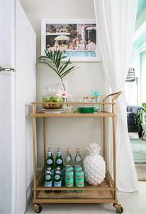 Trend watch tropical glam the oak furniture land blog for Tropical home bar furniture