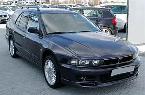 File Mitsubishi Galant Kombi Front 20080202 Jpg