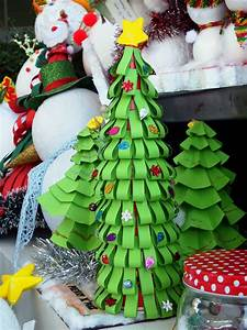 Paper, Craft, Christmas, Tree, Free, Stock, Photo