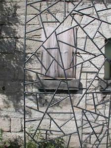 Rankgitter Freistehend Selber Bauen : rankgitter aus feuerverzinktem lackierten stahl mit schmitzstruktur ~ Eleganceandgraceweddings.com Haus und Dekorationen
