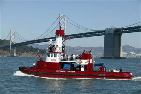 Fireboat Guardian by San Francisco Department San Francisco