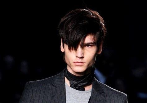 Emo Hairstyles From The Milan Runway In 2019 Mens Hair