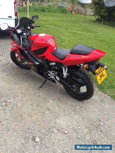 honda cbr 600cc for sale 2002 honda cbr600fs 2 for sale in united kingdom