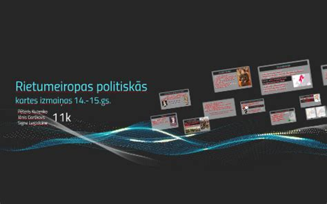 Rietumeiropas politiskās kartes izmaiņas 14.-15.gs. by ...