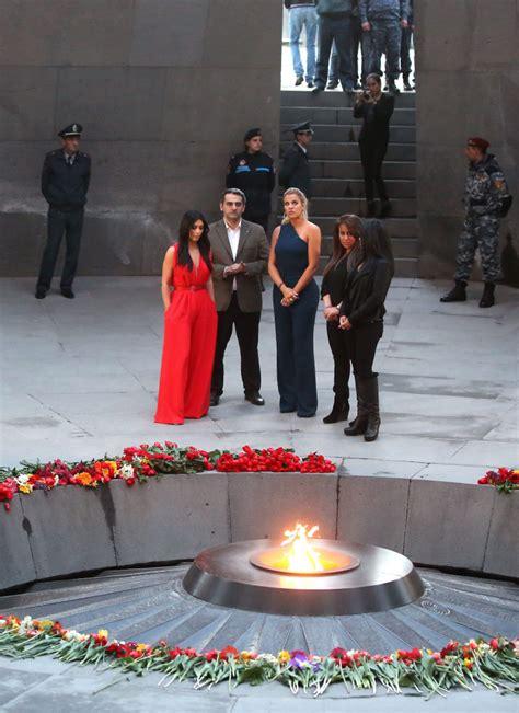 Armenians Ottoman Rule by The Kardashians And Armenian Genocide Awareness A Match