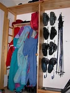 Casier A Chaussure : range chaussure ski ~ Teatrodelosmanantiales.com Idées de Décoration